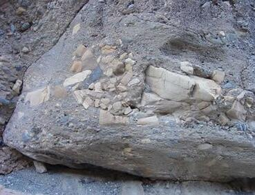 什么是布雷西亚?角砾岩是什么颜色