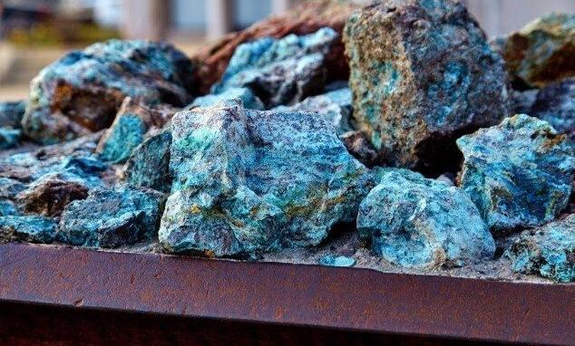 昆士兰州西北矿产省在荷兰展出